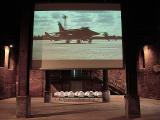 41 Squadron Jaguar Taxiing - South Apron RAF Coltishall