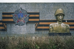 War Memorial, Rangsdorf. 3.11.99