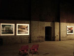 Theatre photographs - The Wapping Project, 2007.
